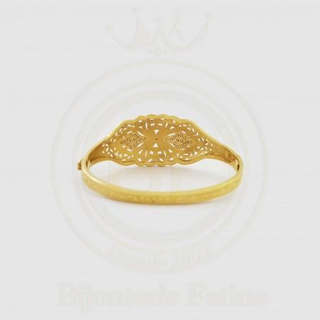 Bracelet très chic en or 18 carats