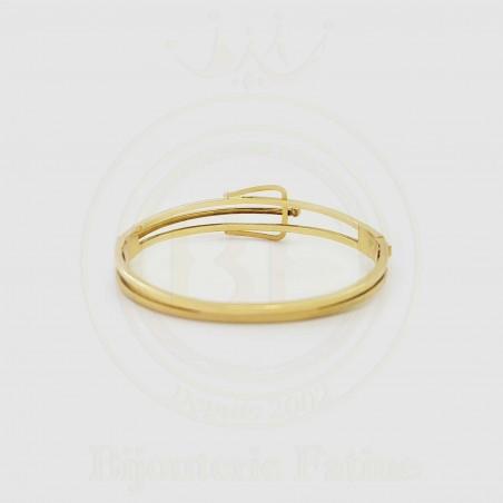 Bracelet  trés simple en or 18 carats