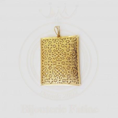Chaîne pendentif telChaîne Pendentif chic et originale en or 18 caratslement chic moderne  en Or 18 carats
