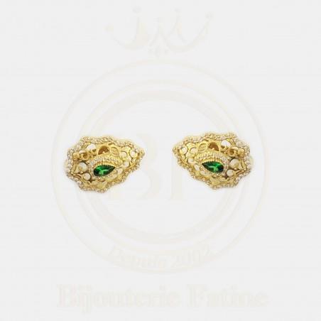 Boucles d'Oreilles 189 en or 18 carats