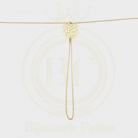Khoulkhal  simple et élégant en or 18 carats