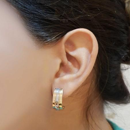 Ensemble 179 avec un design chic et très attirant en or 18 carats