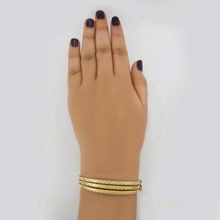Sertla 133 très chic en or 18 carats
