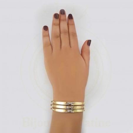 Sertla 293 très attirante en or 18 carats
