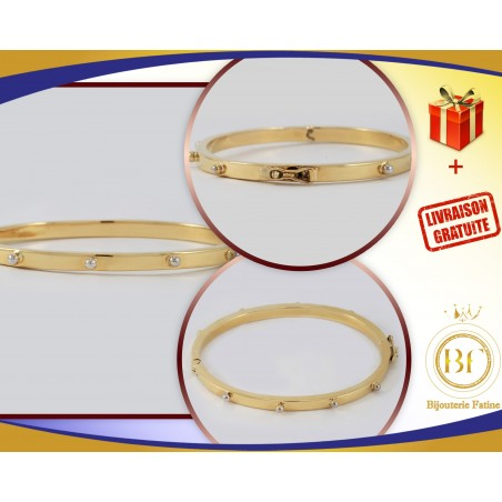 Bracelet d'enfants en or 18 carats