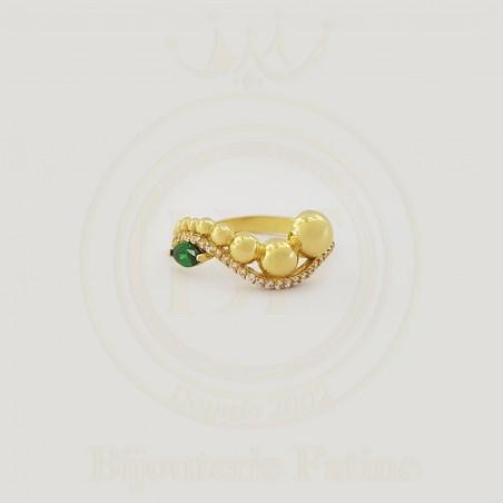 Ensemble Nouveau Model et Chic en or 18 carats